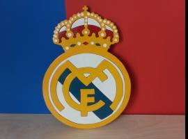 Jak zrobić herb Realu Madryt - gadżet dla kibica