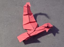 Jak zrobić skorpiona z papieru