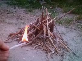 Jak zrobić skuteczną rozpałkę do grilla lub ogniska
