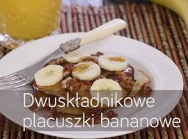 Jak przygotować pyszne placuszki bananowe