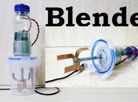 Jak zrobić blender - pomysł dla majsterkowicza