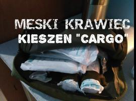 Jak uszyć przydatna i dodatkową kieszeń typu Cargo