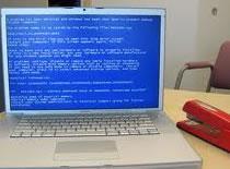 Jak zmienić tapetę w Blue screen error