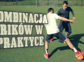 Jak korzystać z trików na boisku - kombinacja zwodów w praktyce