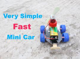 Jak zbudować szybki samochodzik elektryczny w prosty sposób