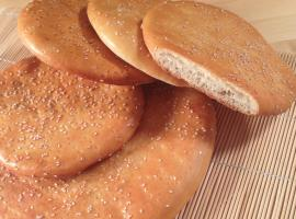 Jak zrobić turecki chleb do kebaba