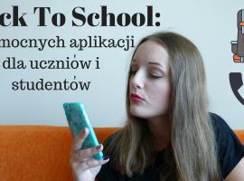 Jakie aplikacje dla uczniów i studentów - 5 pomocnych apek