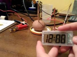 Jak uzyskać prąd z ziemniaka - ciekawa fizyka