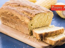 Jak zrobić kukurydziany chleb