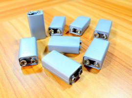 Jak wykorzystać baterie 9V