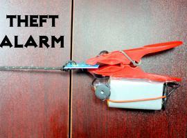 Jak założyć alarm na drzwi - prosty patent