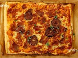 Jak zrobić pizzę z figami