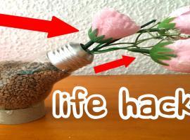 Jak wykorzystać stare żarówki - 4 fajne pomysły