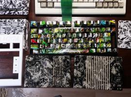 Jak pomalować konsolę - malowanie Amigi