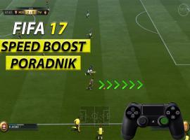 Jak korzystać ze speed boost w FIFA 17