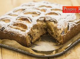 Jak zrobić szybkie ciasto cynamonowe z jabłkami