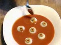 Jak zrobić zupę w stylu Halloween