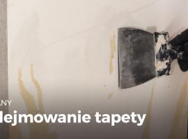 Jak pozbyć się starej tapety