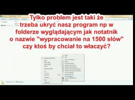 Jak stworzyć folder zabezpieczony hasłem - prosty sposób