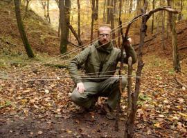 Jak zbudować matę izolacyjną będąc w lesie
