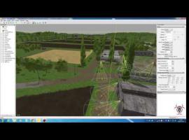 Jak tworzyć mapy w Farming Simulator 17 - równanie mapy terenu