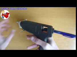 Jak wykorzystać resztkę kleju w pistolecie