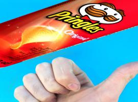Jak zrobić 3 gadżety z opakowań po Pringelsach