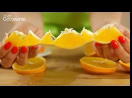 Jak obierać pomarańcze - świetny sposób do codziennego użycia