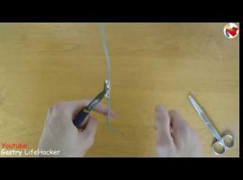 Jak zrobić izolację na przewody z butelki
