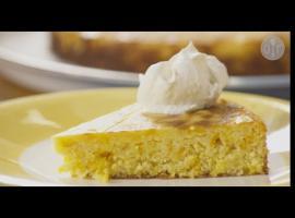 Jak zrobić ciasto pomarańczowe bez mąki