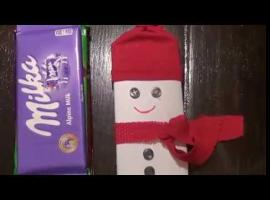 Jak pakować słodycze na święta