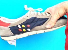 Jak ściągać w szkole i na studiach za pomocą butów