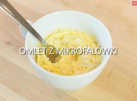 Jak zrobić omlet z mikrofalówki