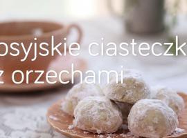 Jak zrobić ciasteczka z orzechami po rosyjsku