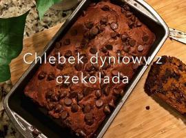 Jak upiec chleb z dynią i czekoladą