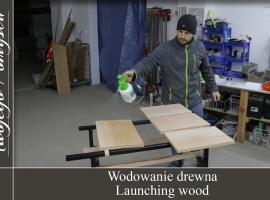 Jak robić wodowanie drewna - Meble Twojego Pomysłu