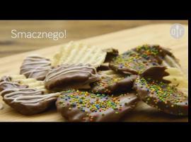 Jak zamienić chipsy w czekoladowe słodycze