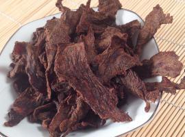 Jak zrobić amerykański przysmak Beef Jerky