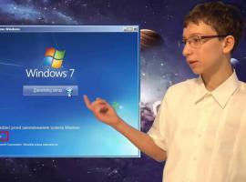 Jak pokonać hasło w Windows 7