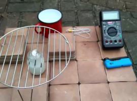 Jak zrobić palnik stearynowy ze świeczek