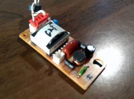 Jak wymontować przetwornicę do świetlówki ze skanera lub drukarki