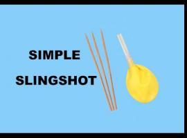 Jak zrobić super proste działko z balona