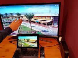 Jak bezprzewodowo udostępniać obraz z laptopa na TV