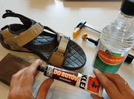 Jak naprawić buta