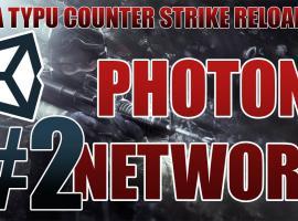 Jak stworzyć grę typu CS GO #2 - Photon Network