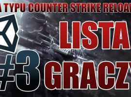 Jak stworzyć grę typu CS GO #3 - Lista Graczy