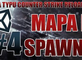 Jak stworzyć grę typu CS GO #4 - Mapa i spawny