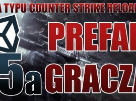 Jak stworzyć grę typu CS GO #5a - Prefab gracza