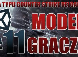 Jak stworzyć grę typu CS GO #11 - Model Gracza