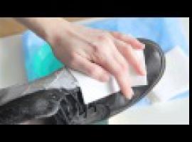 Jak wyczyścić  buty z soli - niezawodny sposób